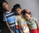 Dari kiri kekanan.. Theo, Felix, dan Gracia